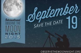 International Observe the Moon Night 2015
